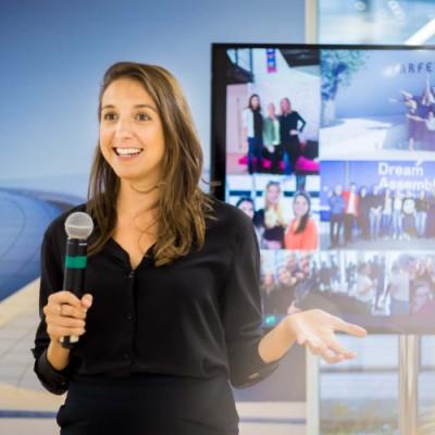 A photo of Sandra Capponi