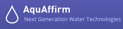 Aquaffirm logo