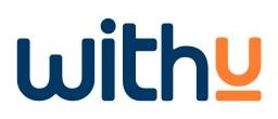 With U logo