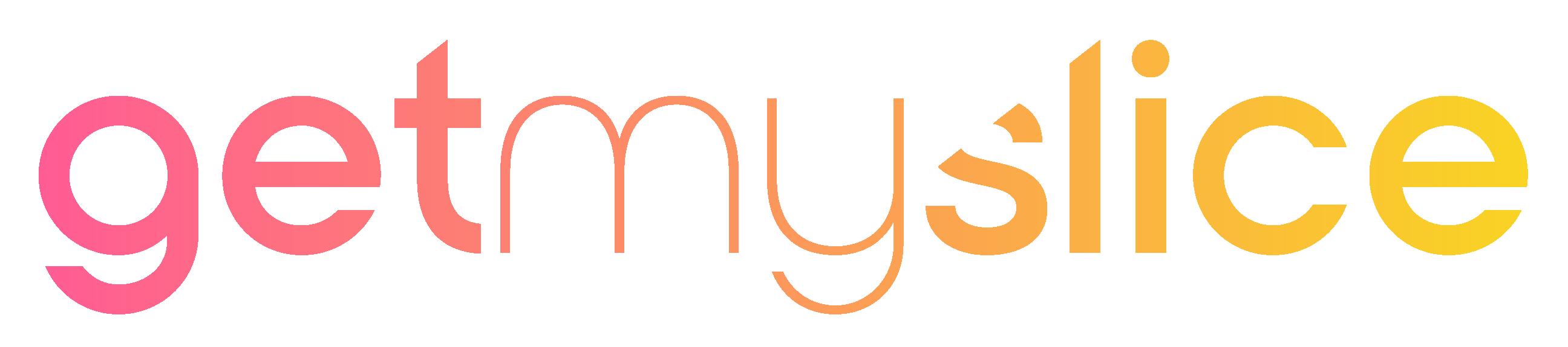 GetMySlice logo